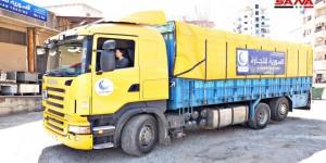 """سيدات """"النقل الثقيل"""" السوريّات"""