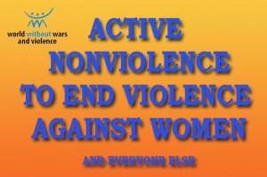 كيف تقود النساء الحركات اللاعنفية من أجل التغيير