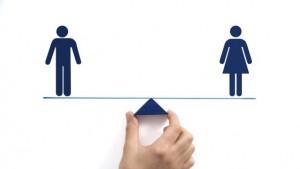 المساواة بين الرجال والنساء