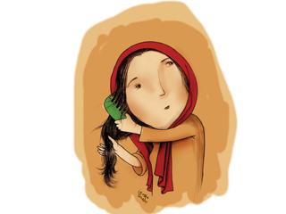 المرأة - الحجاب