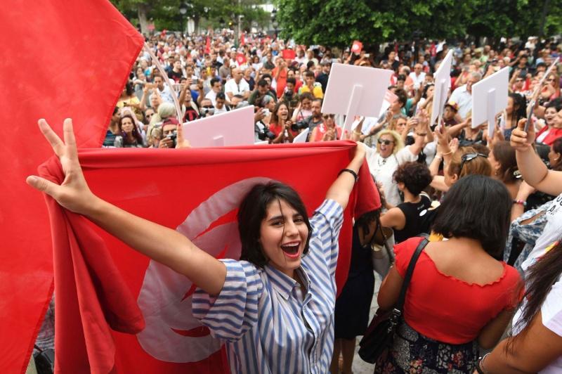 تمكين المرأة التونسية