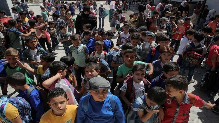 معظم السوريين غير آمنين غذائياً