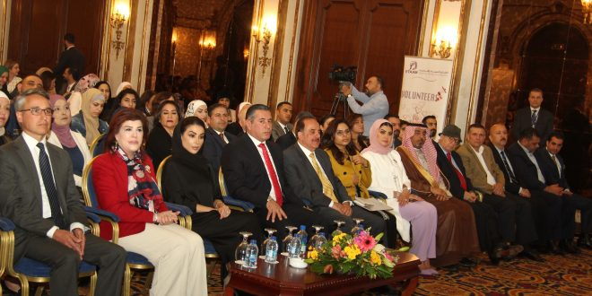 """جلسة افتتاح مؤتمر """"المرأة العربية تستطيع"""""""