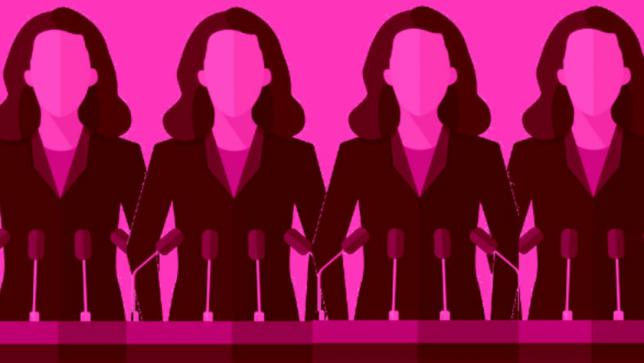 المشاركة السياسية للمرأة