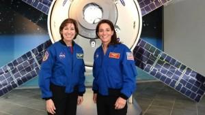 غزو النساء لوكالة الفضاء ناسا