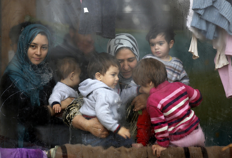 الآثار الاجتماعية للنزاع في سوريا/ رويترز