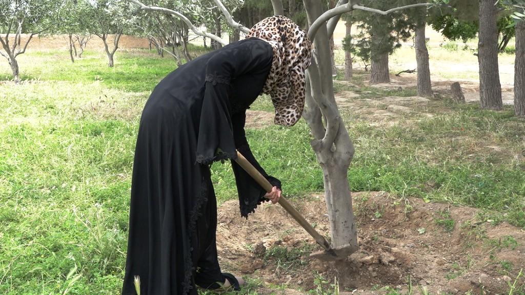 رفع مستوى المرأة الاقتصادي وتحقيق الاكتفاء الذاتي في الرقة/ hawarnews
