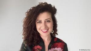 arabisch Kolumnistin Rasha Hilwi (DW/Rasha Hilwi)