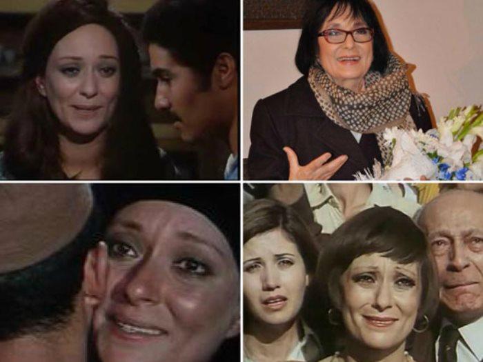 رحيل الفنانة المصرية محسنة توفيق