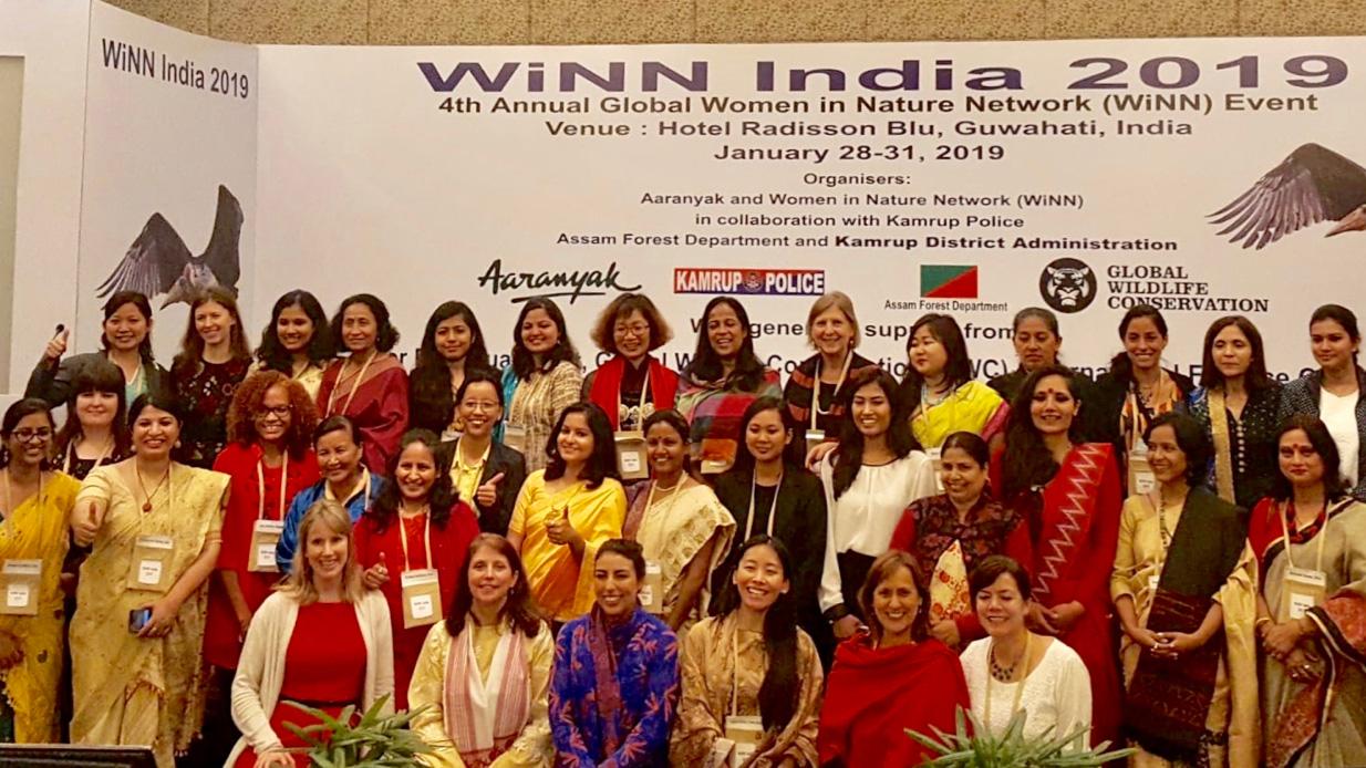 أكثر من 70 امرأة من أكثر من 10 بلدان يحضرن الفعالية السنوية للتواصل التي تنظمها شبكة وين في يناير/كانون الثاني 2019