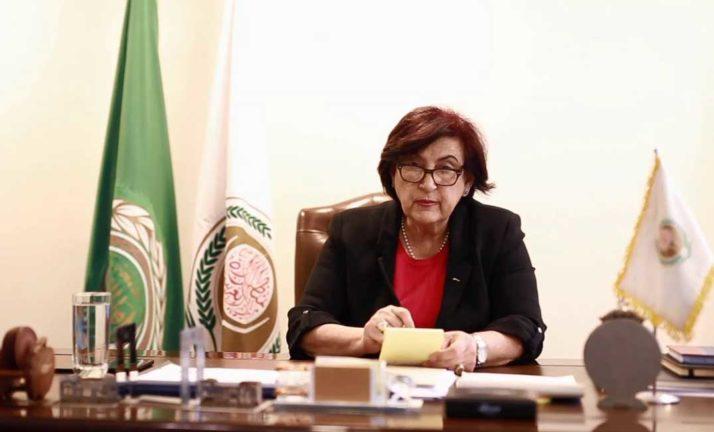 فاديا كيوان مدير منظمة المرأة العربية