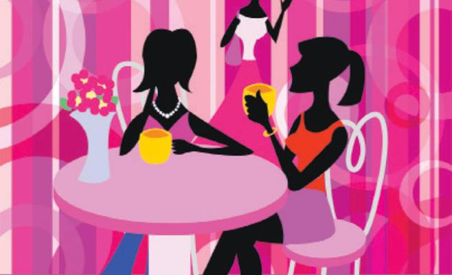 هل أنت مع «شلّة الصديقات»؟