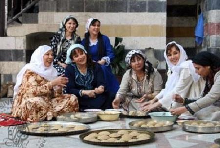 المرأة السورية في الدراما الشامية