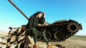 الرابر/مغنية الراب التونسية روكا (فيسبوك)