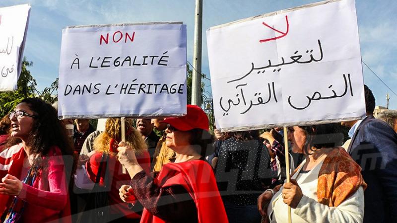 رافضات للمساواة في الميراث/ تونس / أرشيف