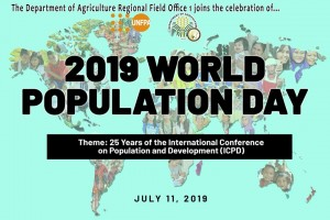 2019 World Population Day