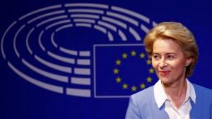 """الألمانية """"أورسولا فون دير لاين"""" رئيسة المفوضية الأوروبية"""