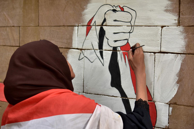 نساء السودان كن في مقدمة المشاركين في رسم صورة مستقبل البلاد