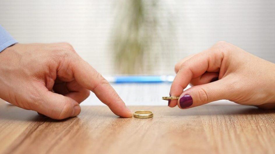 تزايد حالات الطلاق