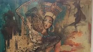 تشكيل/ المرأة السورية تاريخ وحضارة