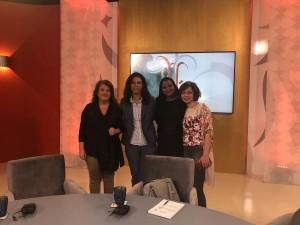 قناة بي بي سي عربي/برنامج دنيانا تقديم الإعلامية د. ندي عبد الصمد