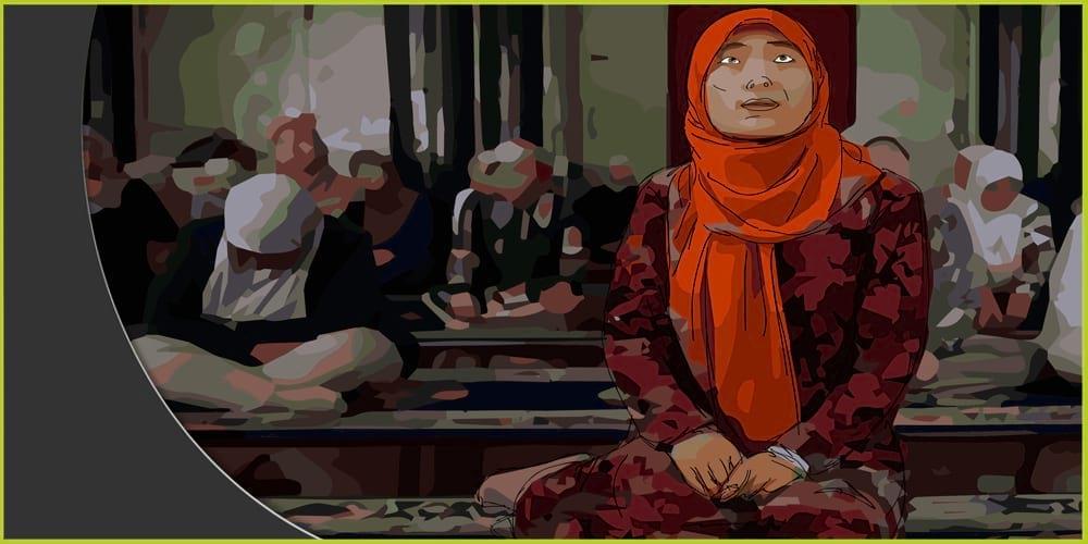 إمامة المرأة في الصلاة؟