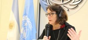 المقرّرة الخاصة المعنية بالعنف ضدّ المرأة، دوبرافكا سيمونوفيتش