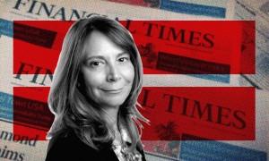 """رُلى خلف... أول امرأة تتولى رئاسة تحرير """"فايننشال تايمز"""""""
