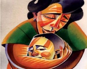 غياب الأب يحمّل الأم مسؤوليات مضاعفة داخل الأسرة