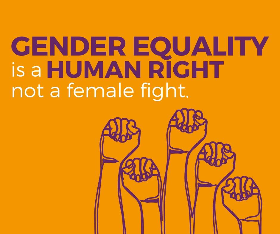 حقوق الإنسان والمساواة بين الجنسين