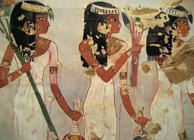 المرأة تساوي الرجل في الحضارة الفرعونية!