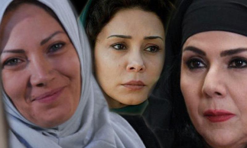 المرأة في الدراما السورية..