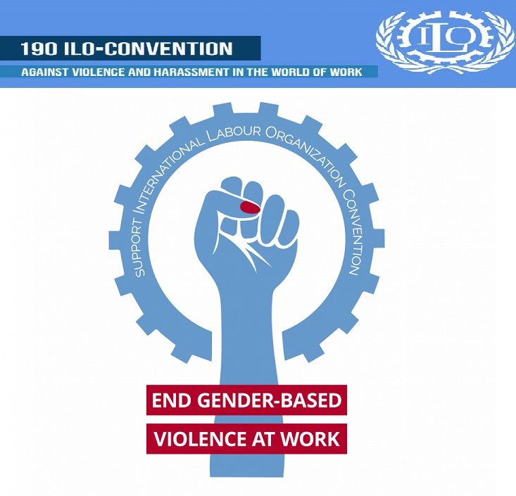 الاتفاقية الدولية للقضاء على العنف والتحرّش في عالم العمل