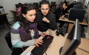 تشغيل النساء في تونس