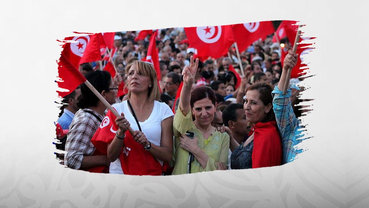 المشاركة السياسية للمرأة التونسية