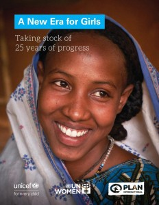 A New Era for Girls by UNICEF