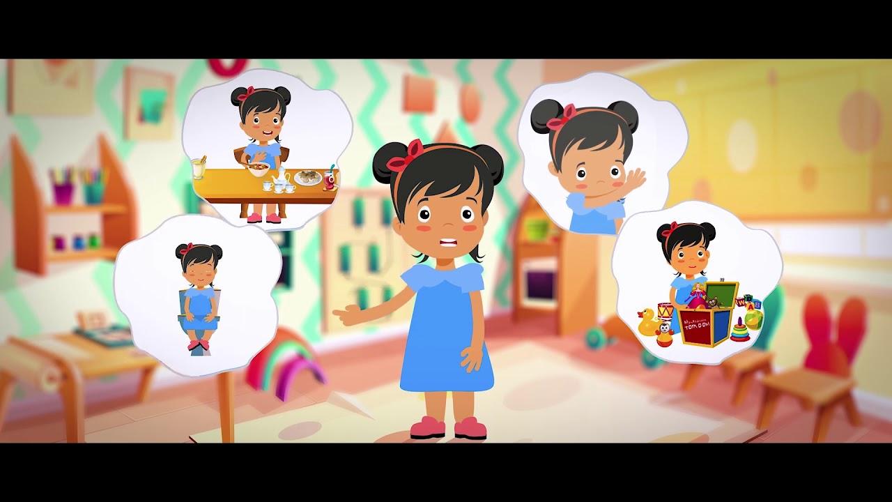 كيف تحدثون أطفالكم عن داء الكورونا (كوفيد-١٩)
