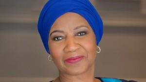 فومزيلي ملامبو نكوكا، المديرة التنفيذية لهيئة الأمم المتحدة للمرأة