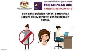 نصائح من الحكومة الماليزية تثير غضب المرأة