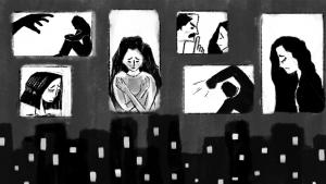 من يحمي النساء من العنف المنزلي المتصاعد؟
