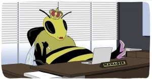 """متلازمة """"ملكة النحل"""" أو Queen Bee"""