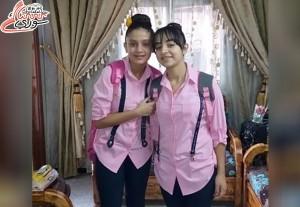 حنين وأختها جوى - سناك سوري
