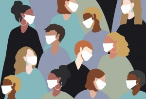 Pandemics affect men and women differently.