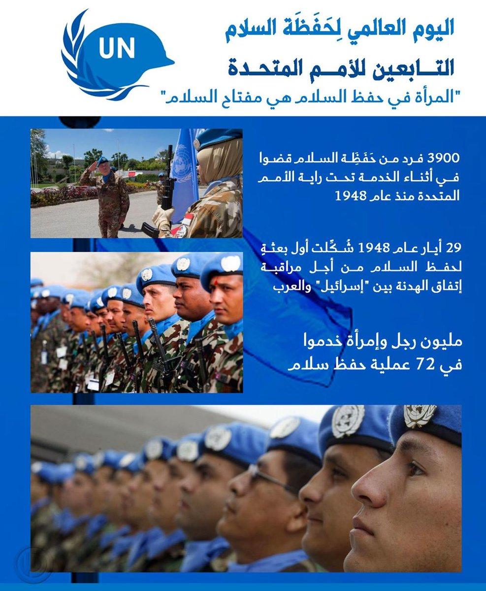 اليوم الدولي لحفظة السلام