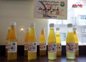منتجات المرأة الريفية/ وحدة تصنيع العوامية سوريا