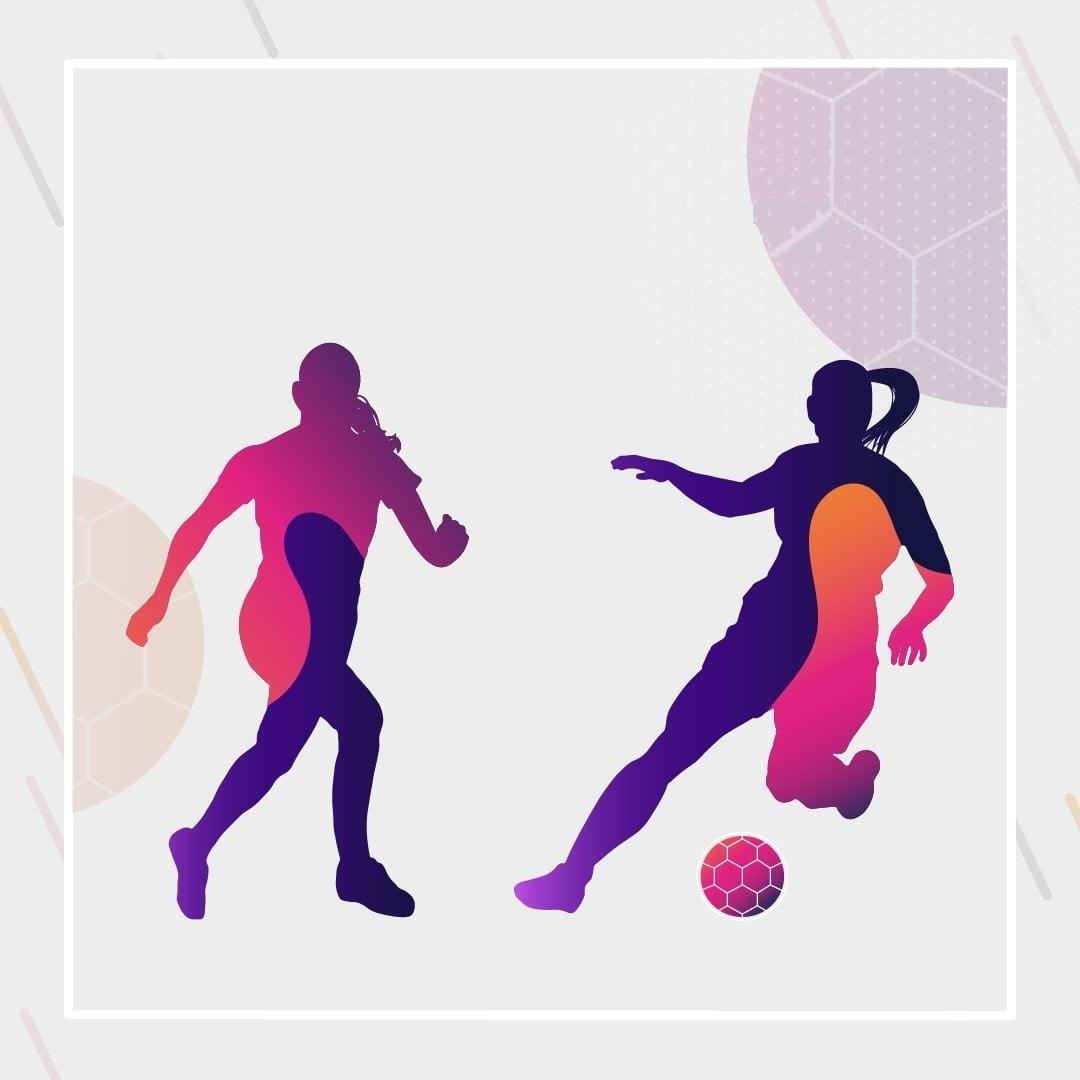 كرة القدم النسائية