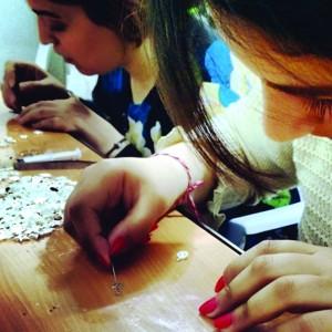 «أحب سوريا» منصة للتدريب لإحياء الإرث السوري في الحرف اليدوية