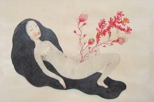 Artwork by Cendrine Rovini