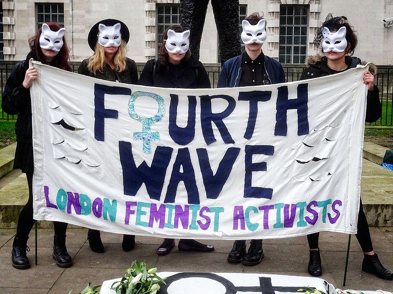 الموجة النسوية الرابعة/ لندن 2017