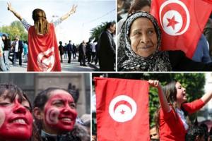 يوم المرأة التونسية 13 آب